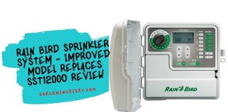 Rain Bird Sprinkler System - Improved Model Replaces SST1200O Review
