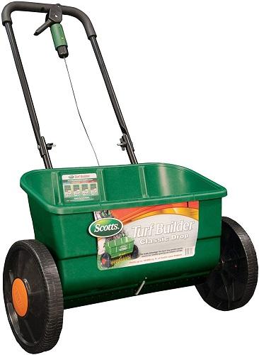 Scotts Turf Builder 76565 Classic Drop Fertilizer Spreader