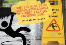 What You Must Do To Increase Your Chances Of Winning A Slip And Fall Injury Case