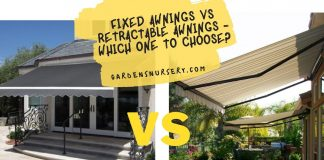 Fixed Awnings Vs Retractable Awnings - Which One To Choose