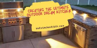Creating the Ultimate Outdoor Dream Kitchen