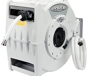 Retractable Garden Hose Reel Features and Specifications