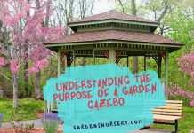 Understanding the Purpose of a Garden Gazebo