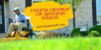 Essential Equipment for Landscaping Business