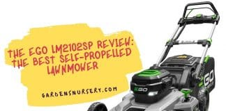 The EGO LM2102SP Review The Best Self-Propelled Lawnmower