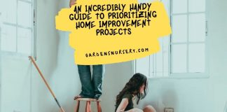An Incredibly Handy Guide To Prioritizing Home Improvement Projects