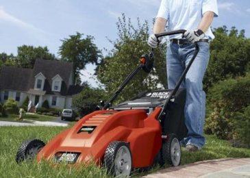 Black &Amp; Decker Cm1836 18-Inch 36-Volt Cordless Electric Lawn Mower