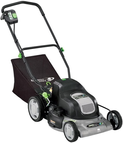 Earthwise 60120 20-Inch 24-Volt Cordless Electric Lawn Mower Review