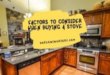 Factors to Consider When Buying a Stove