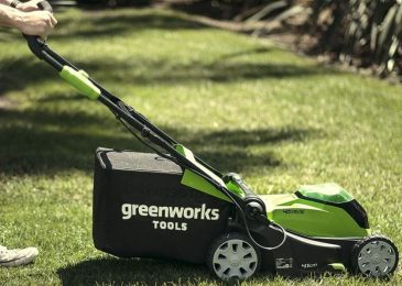 Greenworks 12 Amp 20-Inch 3-In-1 Electric