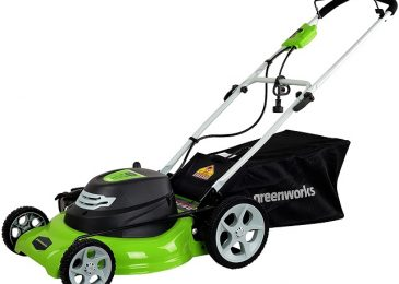 Greenworks 12 Amp 20-Inch 3-In-1 Electric Corded Lawn Mower Review