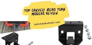 Top Gravely Zero Turn Mowers Review
