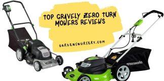 Top Gravely Zero Turn Mowers Reviews
