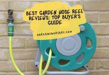 Best Garden Hose Reel Reviews Top Buyer's Guide