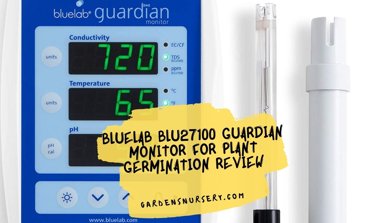 Bluelab Blu27100 Guardian Monitor For Plant Germination Review