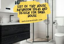 List Of Tiny House Bathroom Ideas And Design For Small House