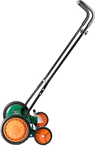 Pros For The Scotts 2000-20 Reel Mower