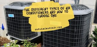 The Different Types Of Air Conditioners And How To Choose One