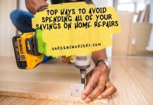 Top Ways To Avoid Spending All Of Your Savings On Home Repairs