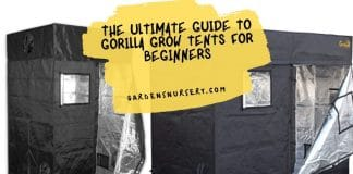 The Ultimate Guide To Gorilla Grow Tents For Beginners